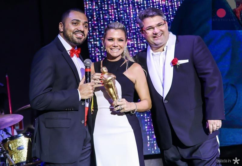 Tirulipa, Vanessa e Mario Queiros