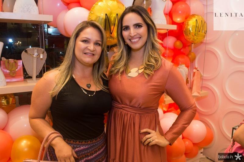 Liana Vieira e Mariana Queiroz