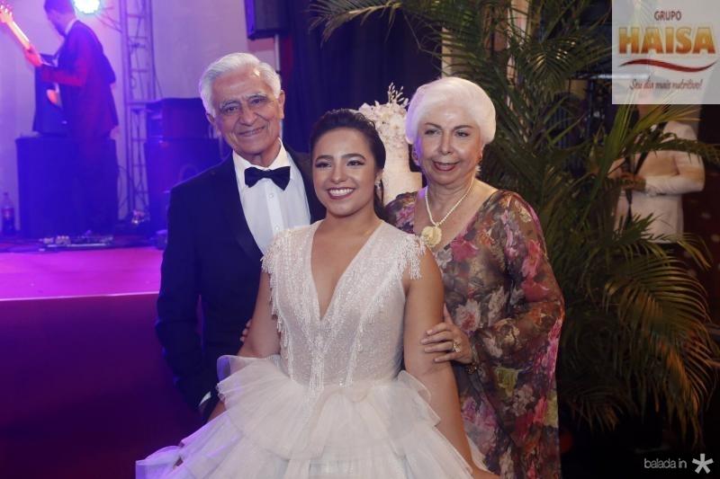 Paulo, Alodinha e Alodia Gumaraes