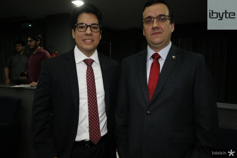 Andrei Aguiar e Frederico Cortes