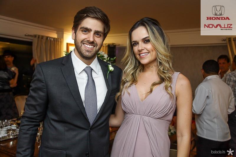 Edgar e Brena Ximens
