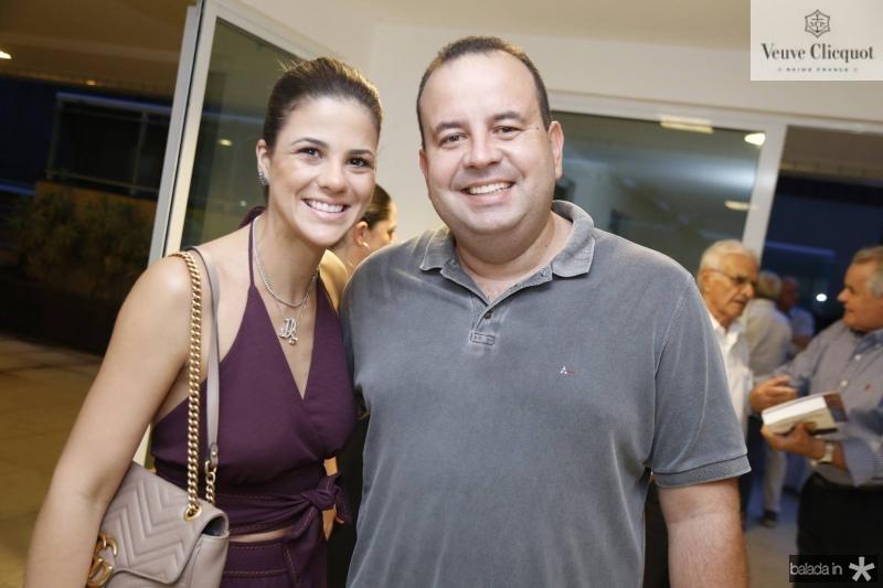 Juliana e Rodrigo Roma