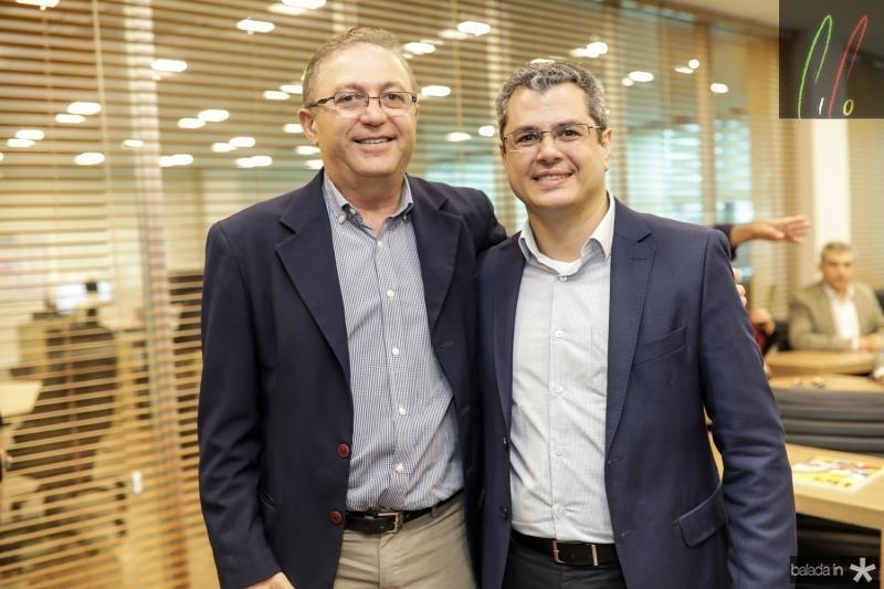 Joaquim Rolim e Rodrigo Araujo