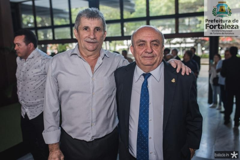 Marcelo Arcanjo e Giovanne Olimpio