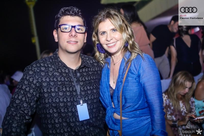 JP Fontes e Alessandra Arrais