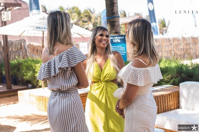 Karla Viana, Grazi Nogueira e Fabiola Fernandes