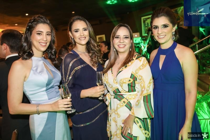 Livia Maranhao, Melissa Fiuza, Marina Carapeba e Viviane Rufino