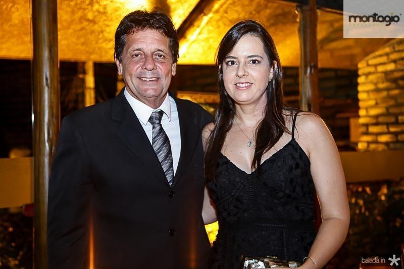 Sergio e Live Barreira