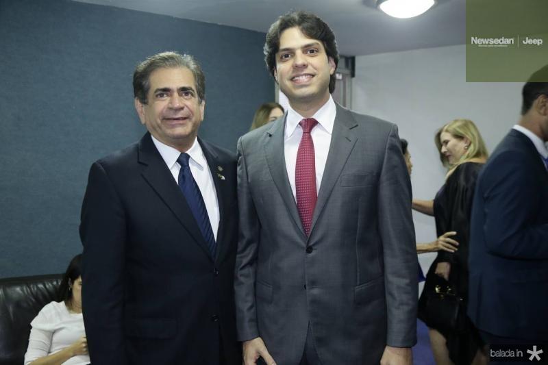 Zezinho e Jose Albuquerque