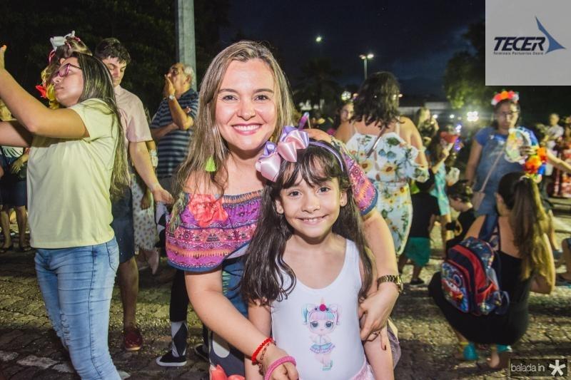 Amanda e Samily Aragao