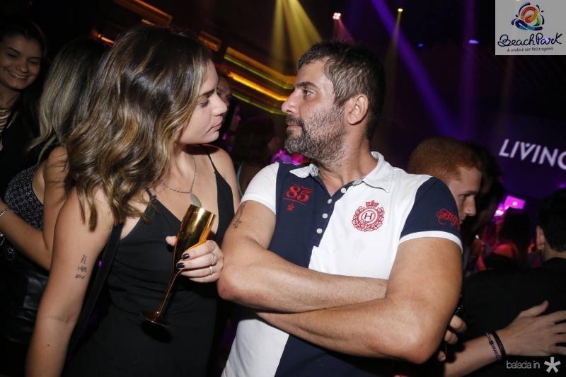 Fabiola Lopes e Rodrigo Jorge
