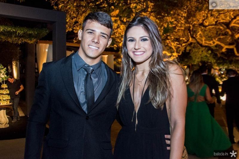 Ricardo Jose e Leticia Mosca