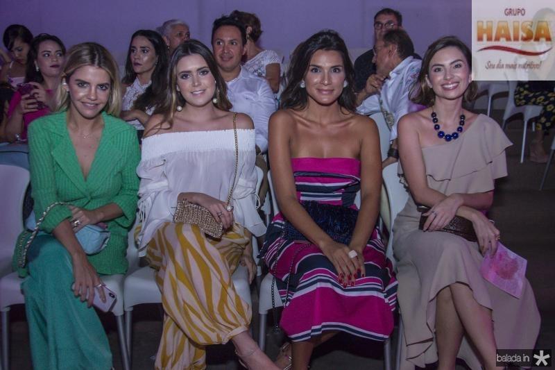 Renata Uchoa, Beatriz Pontes, Ana Flavia Aicacilda e Van Duarte