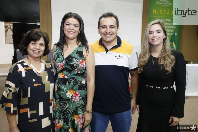 Candida Torres de Melo, Marta e Wellington Mendonca e Juliana Albuquerque