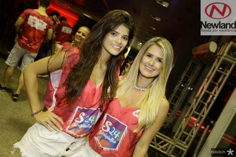 Vania Filgueiras e Marilia Luna