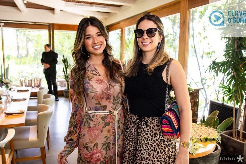 Luma Sales e Antonieta Lima