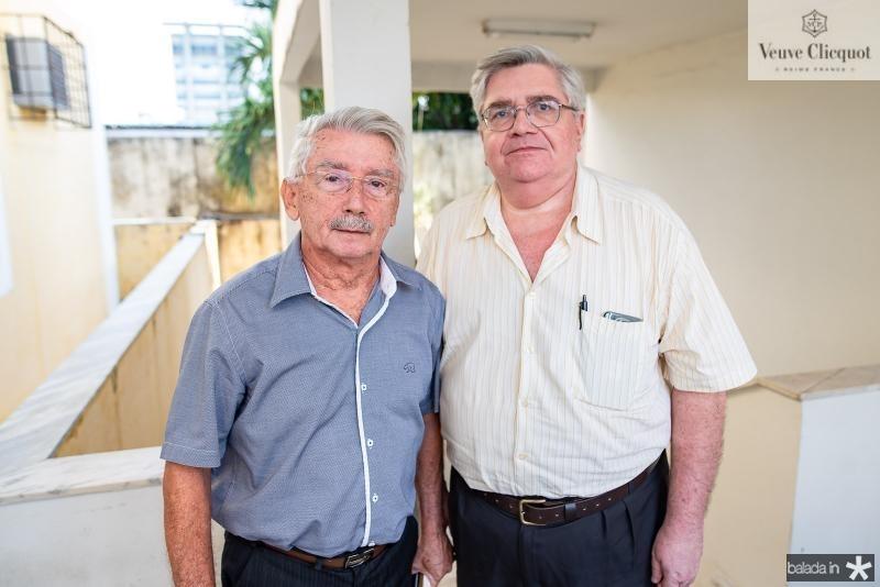Luciano Pinheiro e Euripedes Chaves