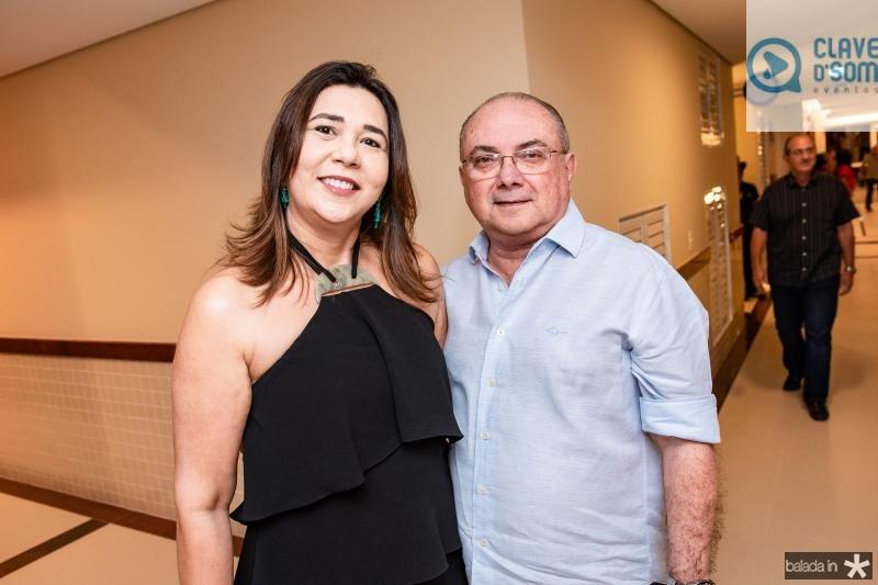 Zelia Paiva e Jose de Sousa Tome