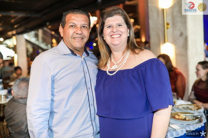 Raimundo e Patricia Santos