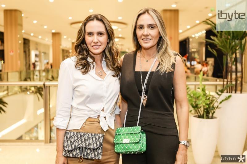 Roberta Nogueira e Renata Ciriaco
