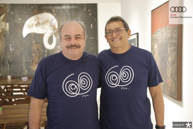Ademar Gondim e Jose Guedes