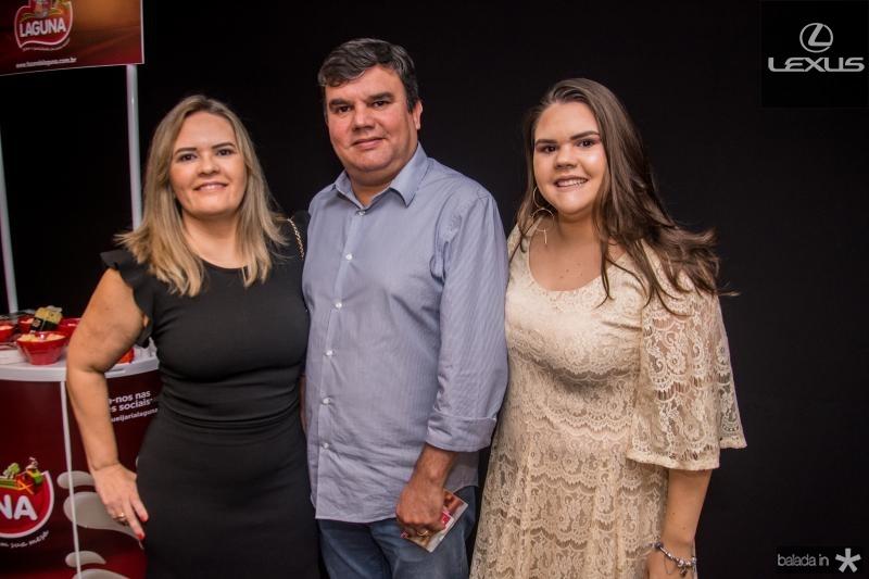 Daniela Prado, Marcelo Prado, Milla Prado