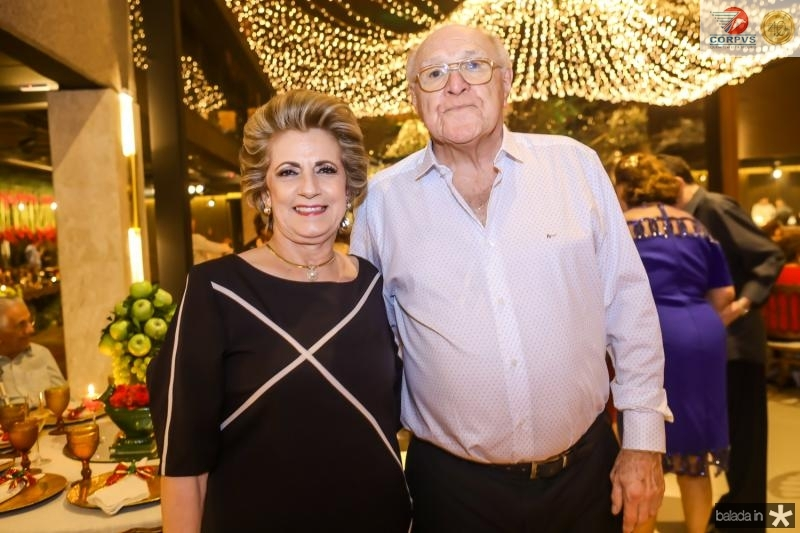 Regina e Luis Marques