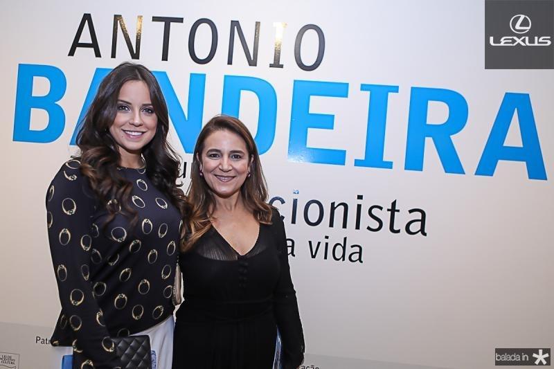 Fernanda Levy e Patricia Macedo