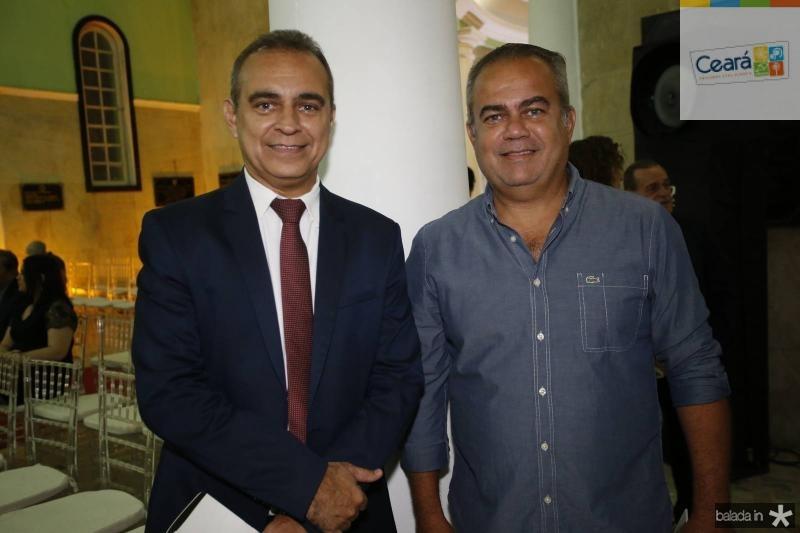 Hervelt Cesar e Cesar Giovane