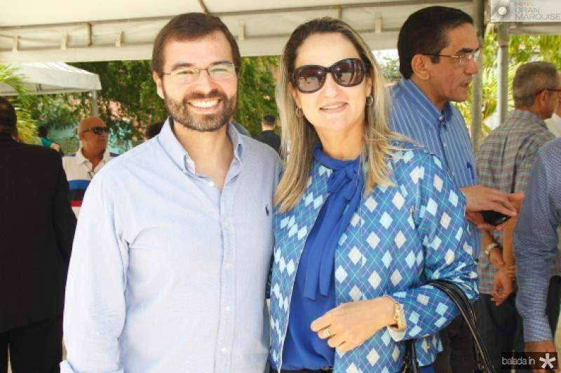Tomaz Figueiredo e Clara Petrola