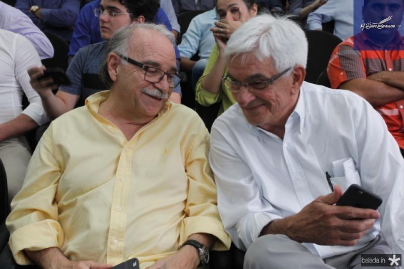 Ednilton Soares e Assis Machado 1