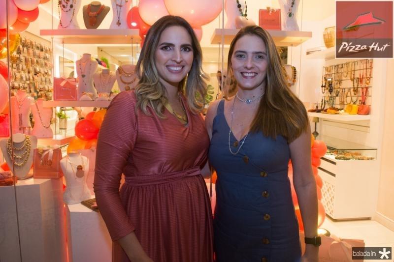 Mariana e Ana Carolina Queiroz