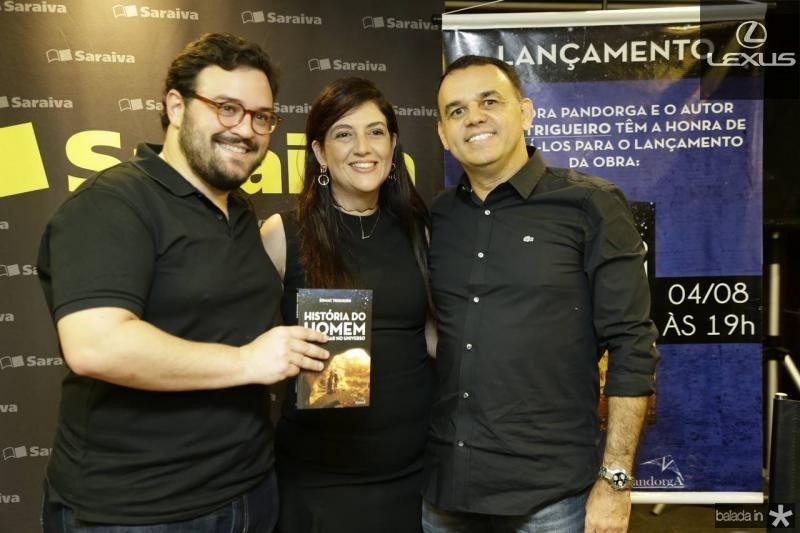 Alcimor Neto, Lana e Edmac Trigueiro