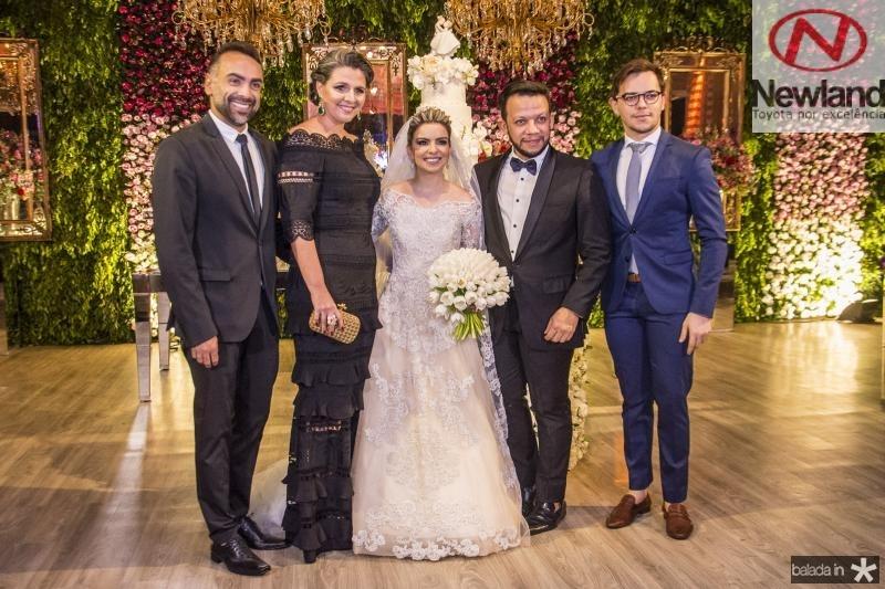 Casamento de Diandra Alves e Roberto Cabral