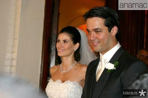 Isabella Fiorentino e Stefanno Hawilla
