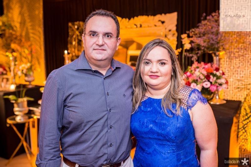Eudes e Andrea Cavalcante