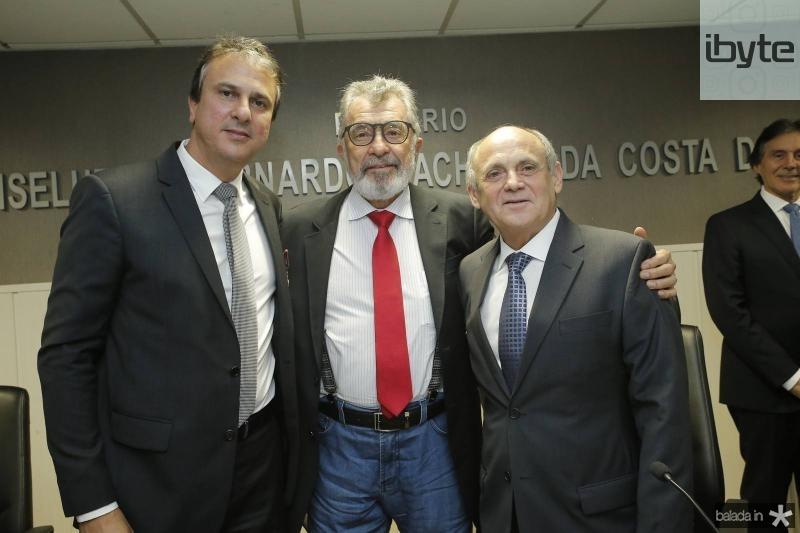 Camilo e Eudoro Santana e Gladyson Pontes