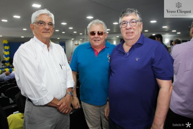 Assis Machado, Carlos Silva e maia Junior