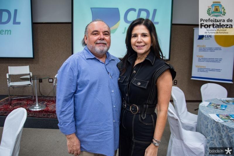 Pedro Paulo Carapeba e Maria Lucia Negrao