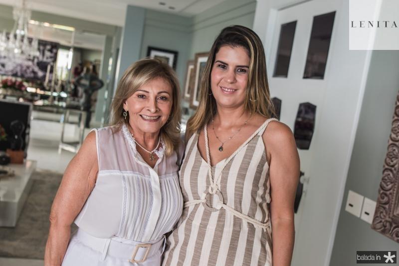 Rose Franck e Bia Pontes