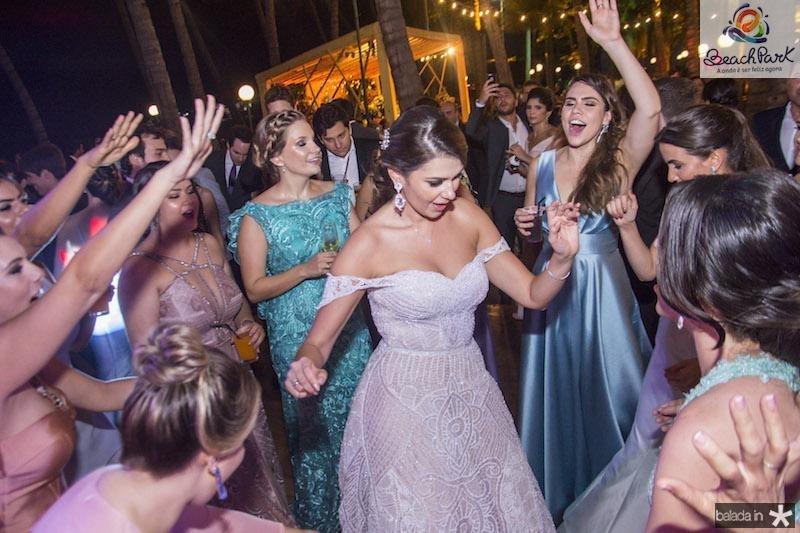 Casamento de Mariana Barros e Dirceu Pinheiro (
