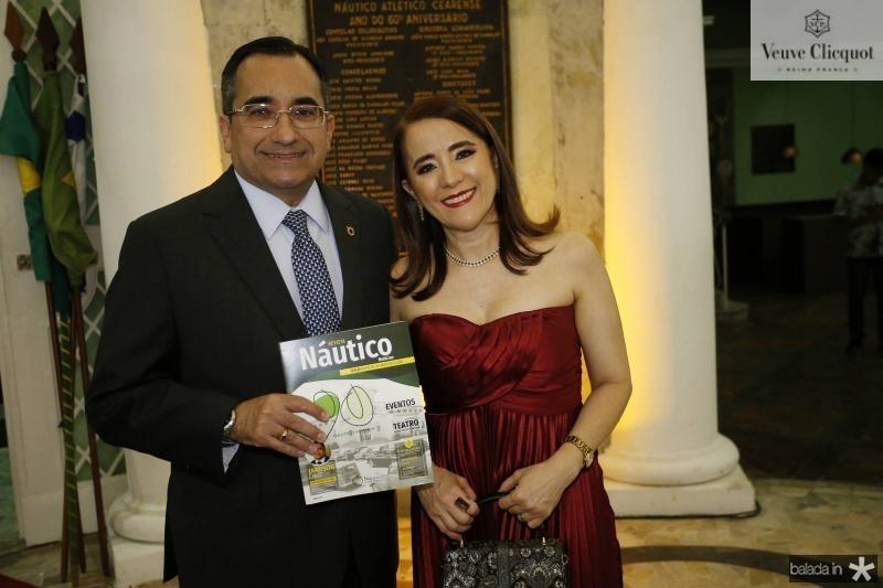 Jardson Cruz e Fatima Goncalves 1