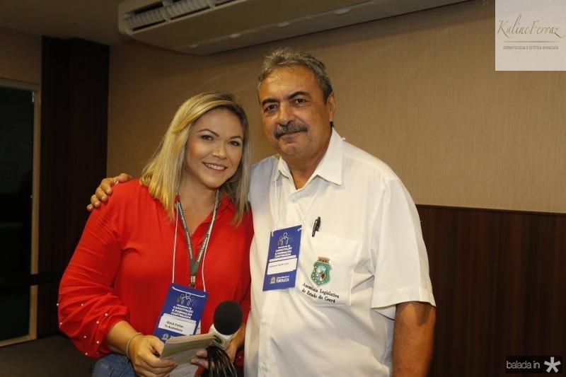Gleick Freitas e Adalberto Rocha
