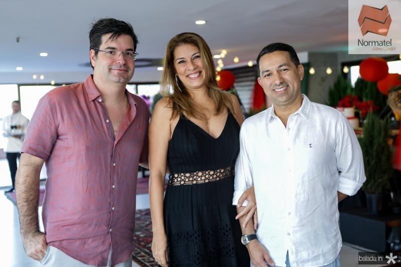 Andre Pires, Sada e Lagiudo Brasileiro