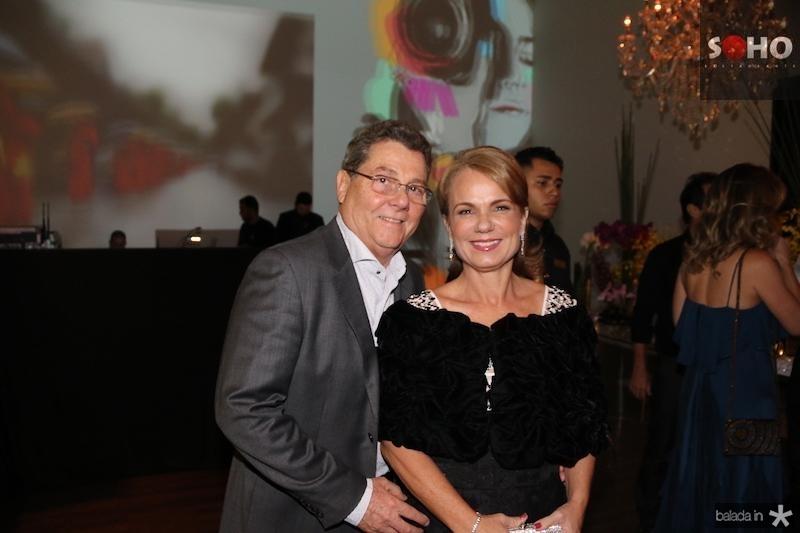 Bernardo e Vera Albuquerque