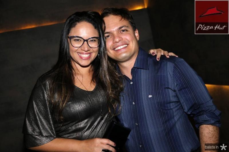 Patricia e Jonata Magalhaes