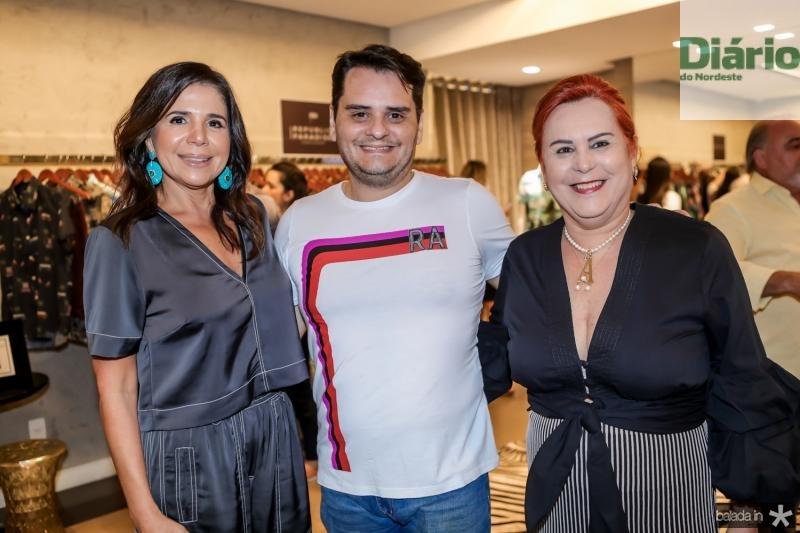 Maria Lucia Negrao, Ricardo e Aparecida Alencar
