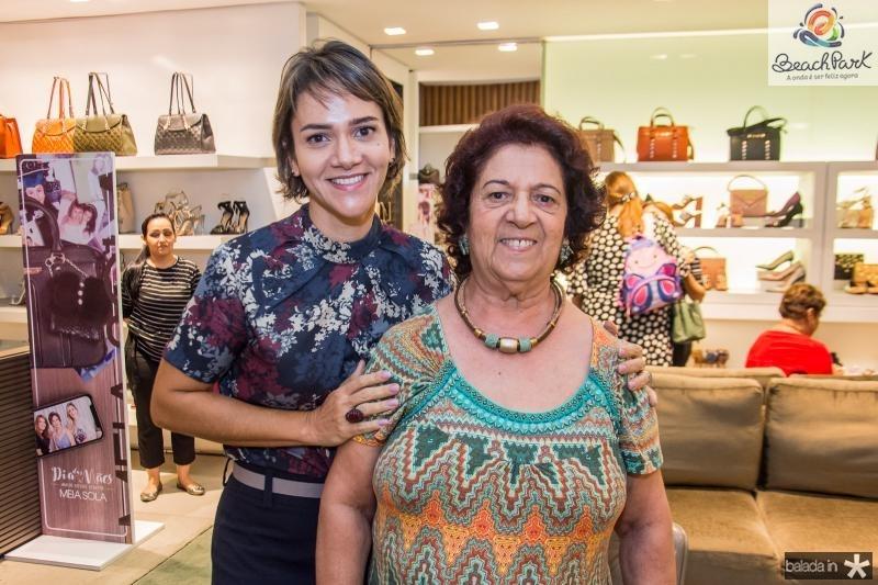 Tina Rodrigues e Francisca Ferreira