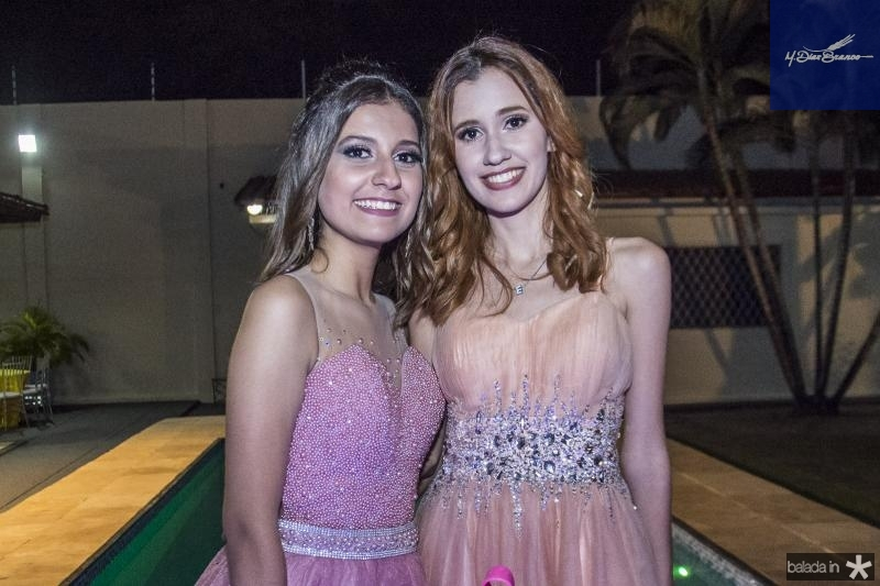 Mirella e Raphaella Salema