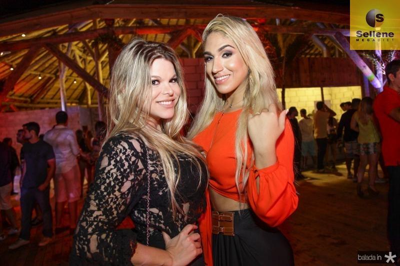 Thais Sousa e Maiara Bruno